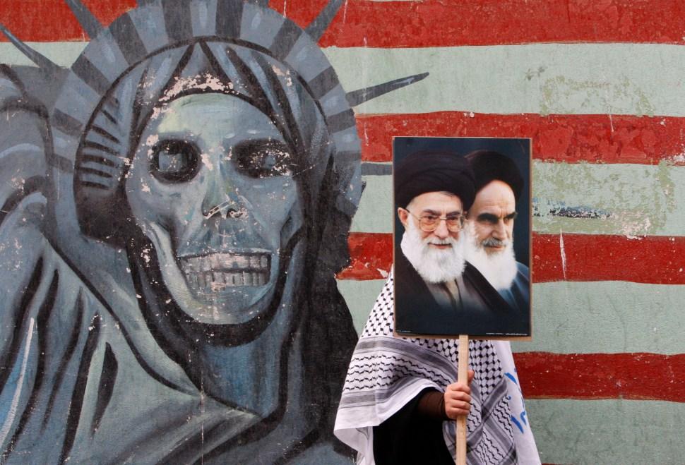 Irán Estados Unidos Trump