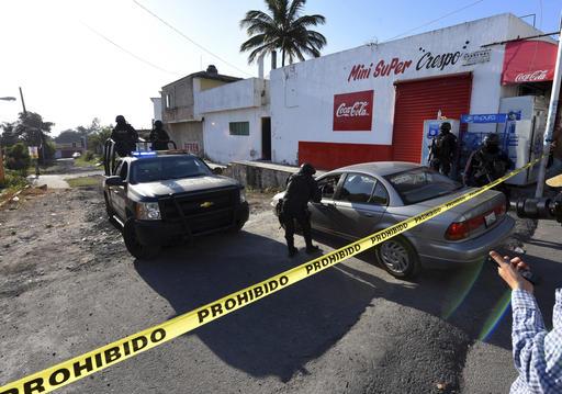 En el operativo de la Marina el jueves en Tepic, Nayarit, cayó abatido un presunto líder criminal. (AP, archivo)