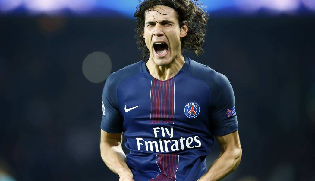 Paris Saint-Germain Edinson Cavani