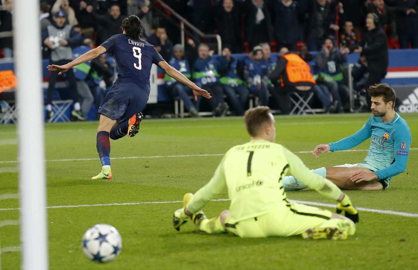Paris Saint-Germain Edinson Cavani