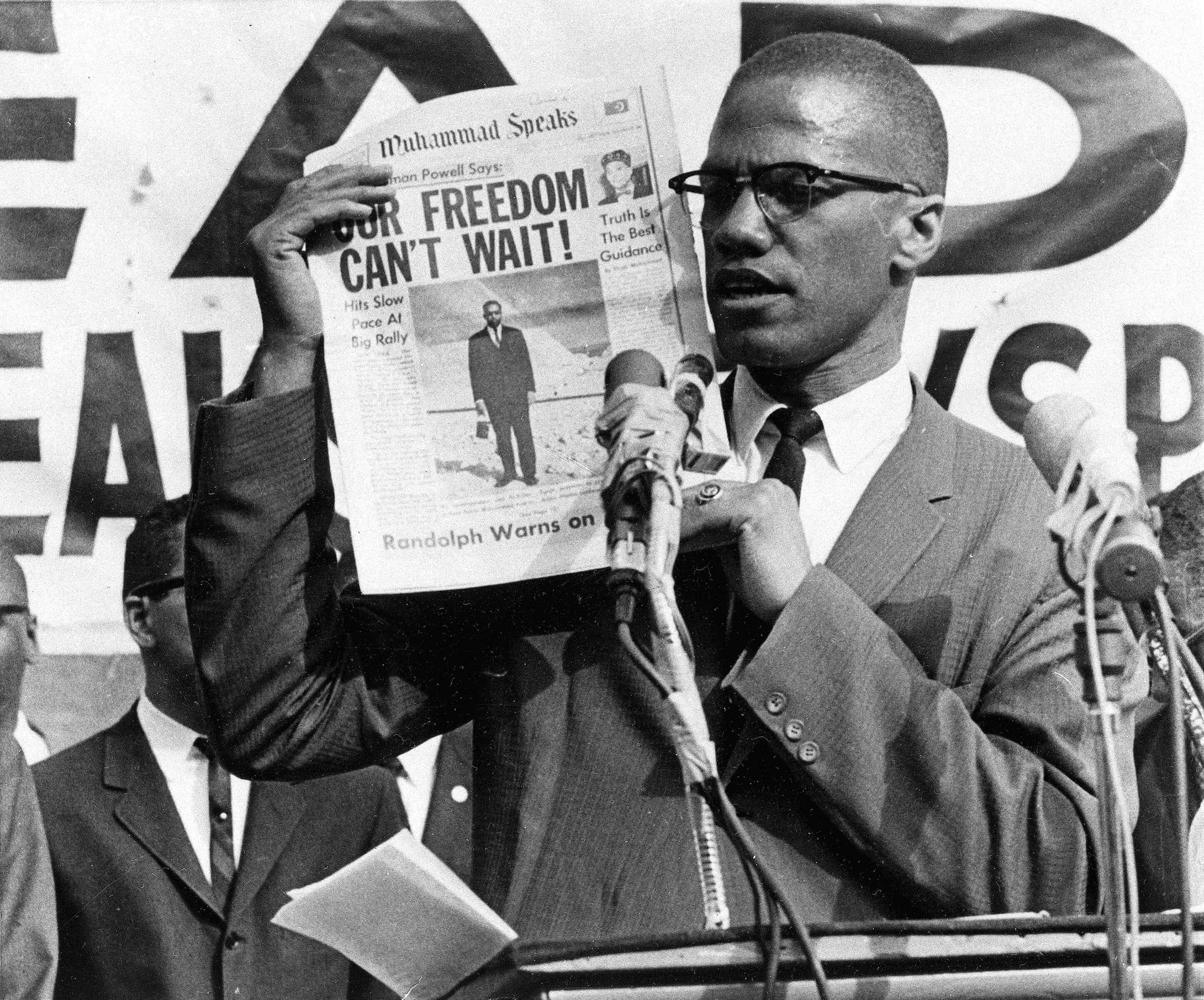 Legado Malcolm X