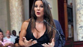 Kate del Castillo, actriz mexicana. (Getty Images, archivo)