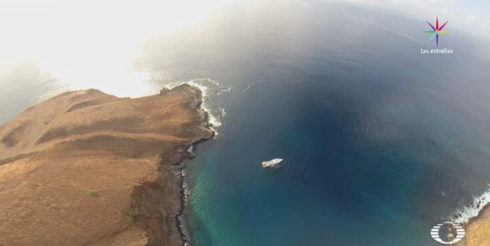 Archipiélago de Revillagigedo, uno de los últimos santuarios de vida marina
