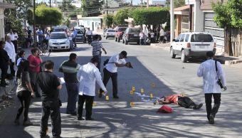 El 2011 es el año con mayor número de homicidios dolosos, de los que se tiene registro. (AP, archivo)