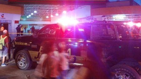 El asalto ocurrió en la plaza Independencia, ubicada en el cruce de Periférico y Calzada Independencia, en Guadalajara (Twitter @Trafico_ZMG)