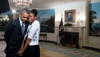 Barack y Michelle Obama San Valentín Twitter