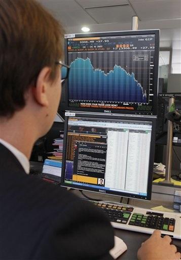 Las Bolsas europeas abrieron operaciones con ganancias marginales (Getty Images)
