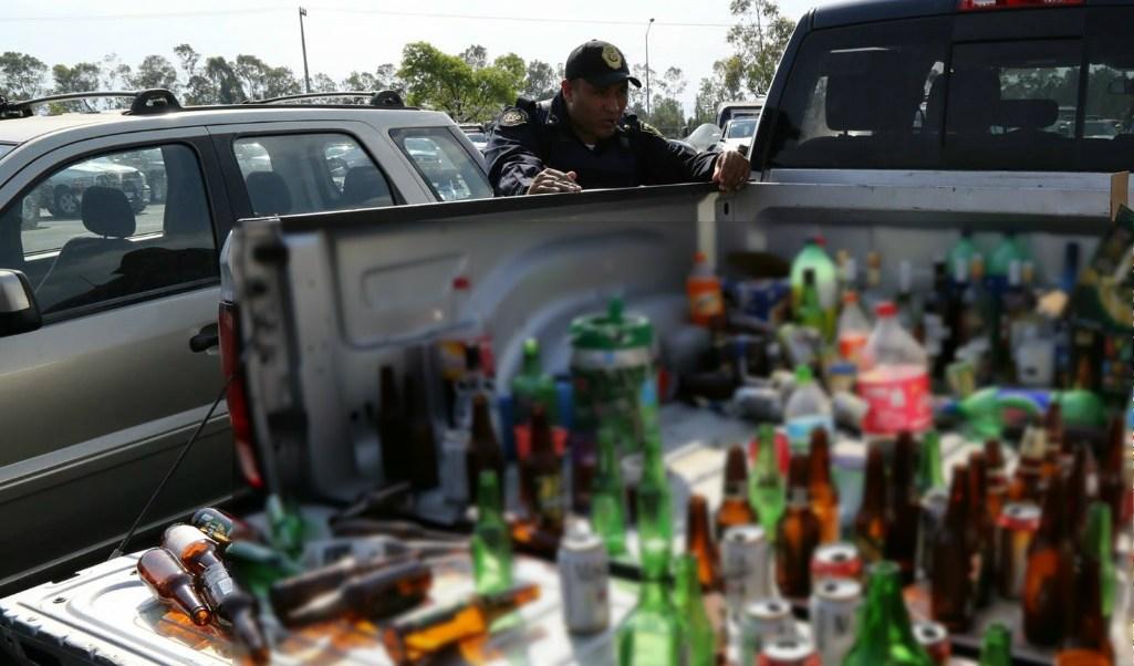 Operativo en Xochimilco contra el consumo de alcohol; en el barrio de Xaltocan aplican ley seca hasta el 3 de marzo