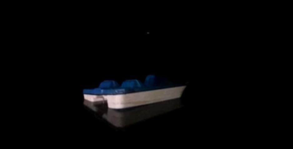 Buscan a menor desaparecida en la presa 'La Estrella', en NL. (Televisa Monterrey)