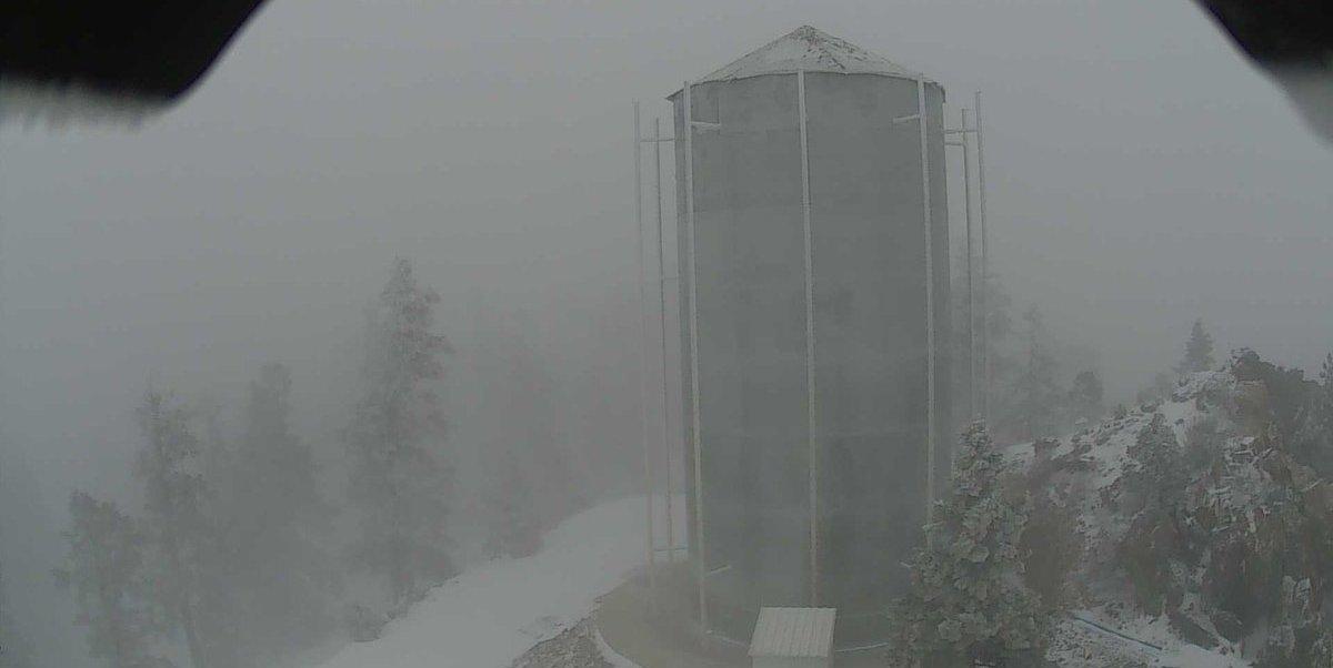 La octava tormenta invernal ocasionará temperaturas de -10 a -5 grados en las sierras de Baja California, Sonora, Chihuahua y Durango (Noticieros Televisa)