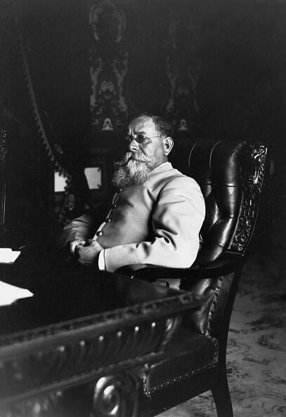 La Constitución de 1917 entró en vigor el primero de mayo, día en que Carranza también rindió protesta como Presidente Constitucional de los Estados Unidos Mexicanos. (Getty Images, archivo).