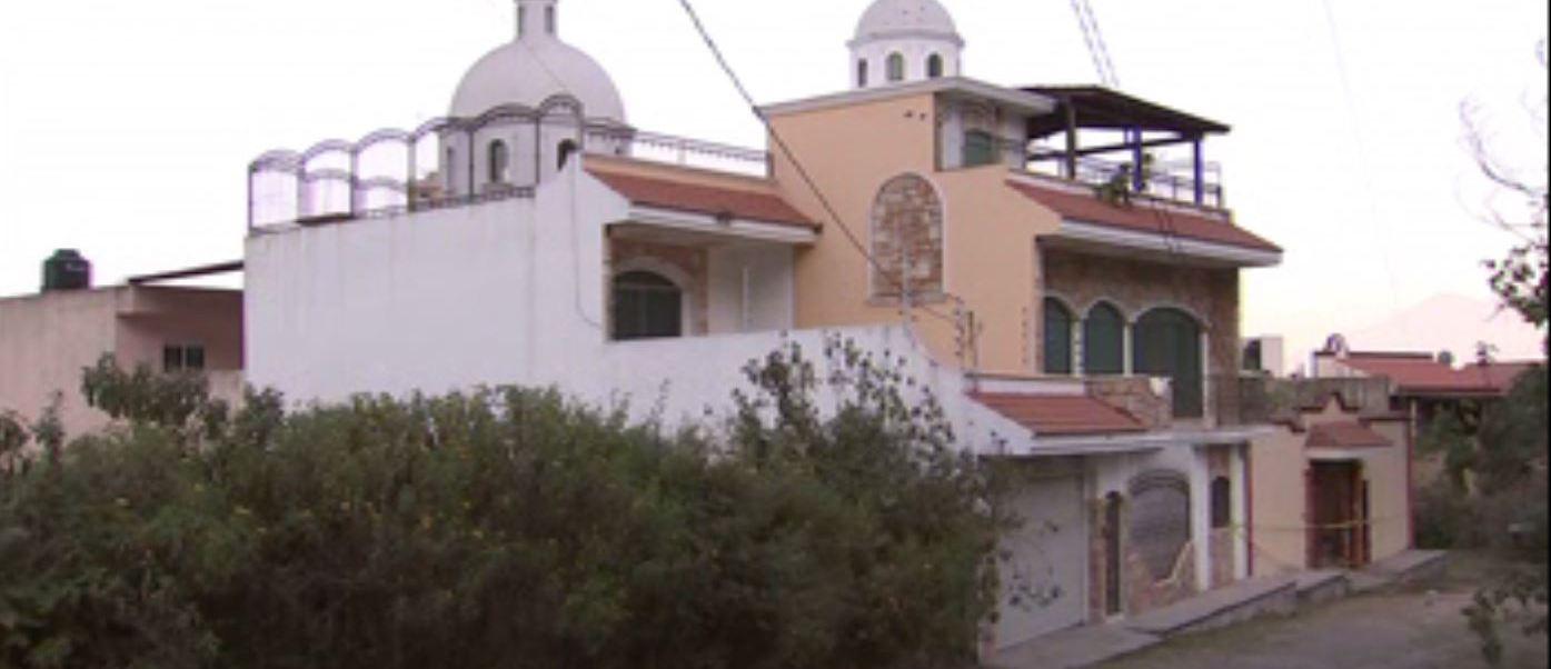 Casa donde fue abatido 'El H2' en Nayarit. (Noticieros Televisa)