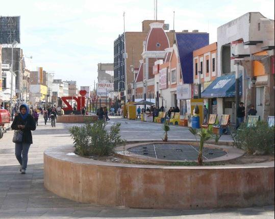 Según los comerciantes de El Paso, Texas, el 45% de sus ventas dependen de mexicanos que cruzan la frontera. (Notimex, archivo9