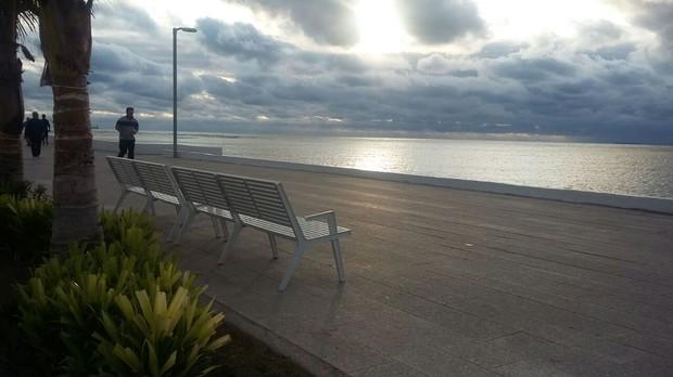 Puerto de Veracruz; prevén nuevo frente frío. (Televisa Veracruz)