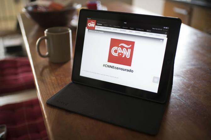 El Gobierno venezolano ordenó el miércoles la suspensión inmediata de las emisiones de CNN en Español en el país (Getty Images/Archivo)