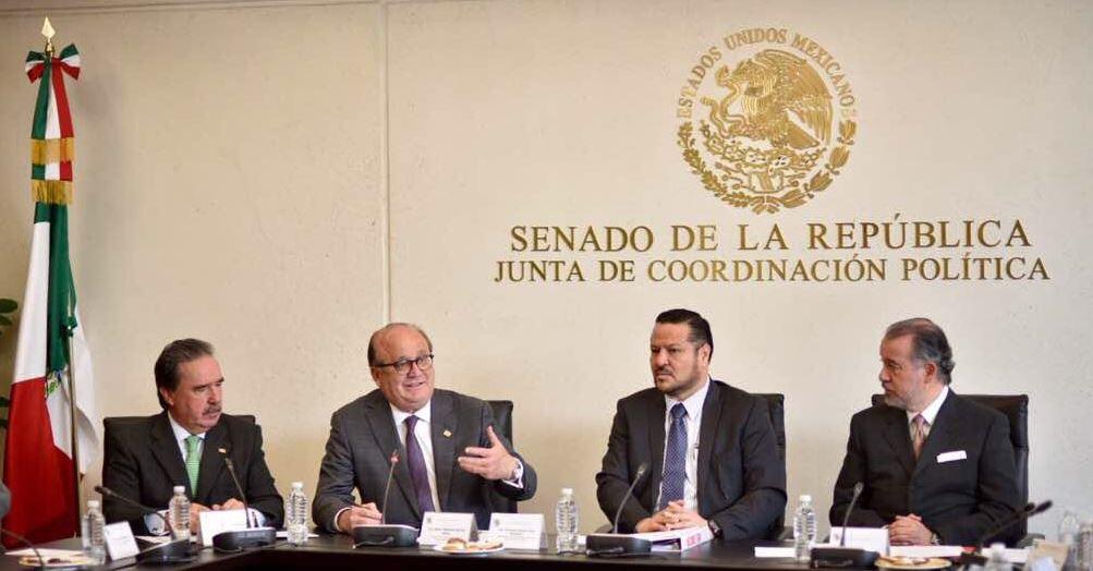 PGR y Conago anunciaron diálogos entre académicos y legisladores para afinar las reformas necesarias al sistema de procuración de justicia en el país (Twitter/@gracoramirez)