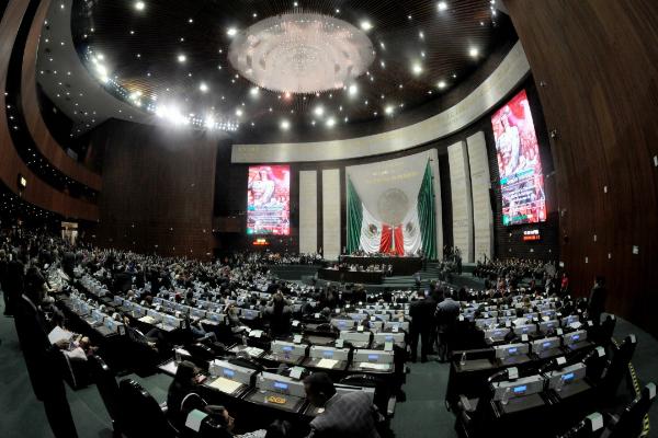 Cámara de Diputados (Twitter @Mx_Diputados, archivo)