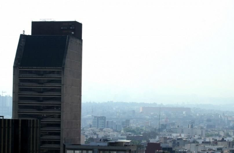 El noreste del Valle de México se mantiene con mala calidad del aire; se recomienda reducir la actividad física en el municipio de Ecatepec (Notimex)