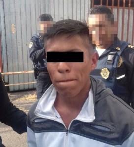 Los detenidos fueron puestos a disposición del Ministerio Público. (SSP-CDMX)