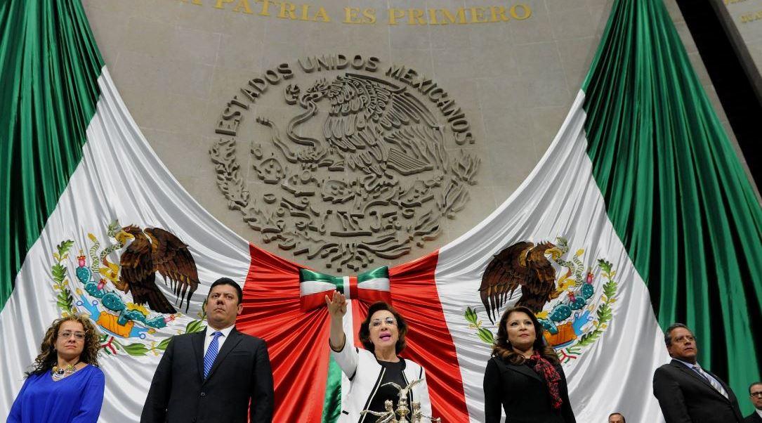Guadalupe Murguía dijo que es necesaria la unidad ante los embates contra nuestro país del presidente de Estados Unidos (Twitter/@Mx_Diputados)