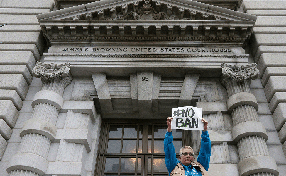 Edificio de la Corte de Apelaciones del 9º Circuito de los Estados Unidos en San Francisco.