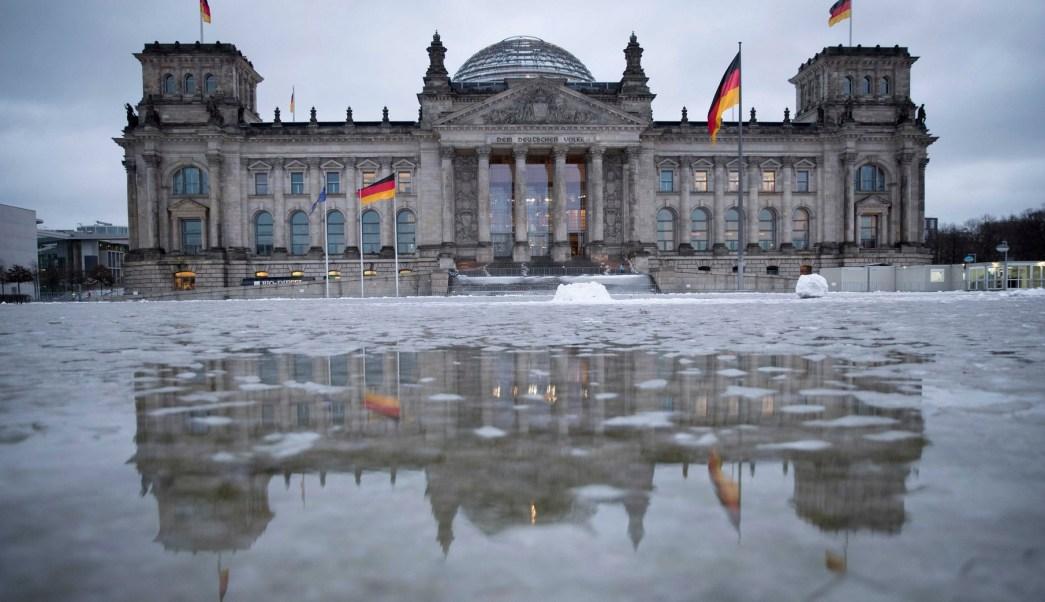 Edificio del Reichstag en Berlín. (AP)
