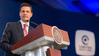 El presidente de México, Enrique Peña Nieto, viajaré a Costa Rica. (Twitter: @PresidenciaMX)