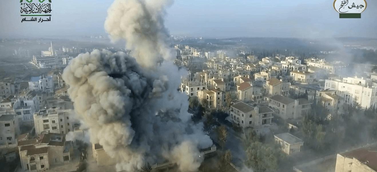 Explosiones en Siria; la ONU anuncia que las negociaciones de paz reiniciarán el 23 de febrero. (AP, archivo)