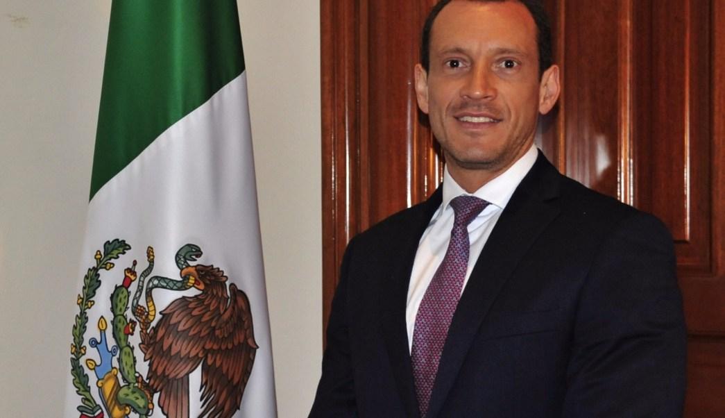 Tomás Trueba Zepeda fue designado como el nuevo titular de la Unidad de Productividad Económica de la SHCP