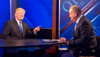 Fox News respalda al presidente Donald Trump (AP, Archivo)