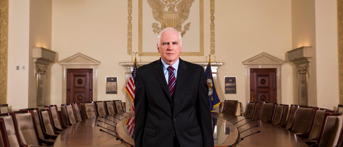 Daniel Tarullo, miembro de la junta de gobernadores de la Reserva Federal de Estados Unidos (Getty Images)