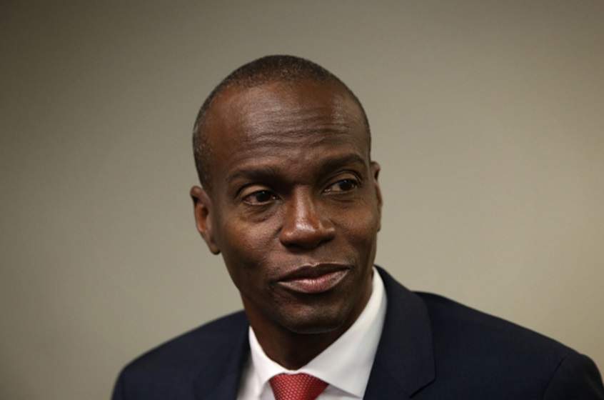 Jovenel Moise es el 58 presidente de Haití, se pone fin a una prolongada crisis electoral que había creado un vacío de poder en la empobrecida nación caribeña (Getty Images/Archivo)
