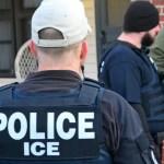 Agentes de ICE. (Twitter: @ICEgov)