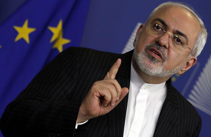 El ministro de Exteriores de Irán, Mohammad Javad Zarif. (AP, archivo)
