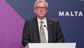 El presidente de la Comisión Europea, Jean-Claude Juncker (Getty Images)
