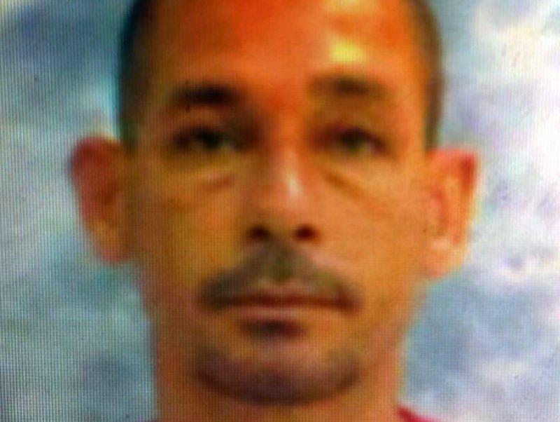 José Rodríguez, presunto asesino de los comunicadores.
