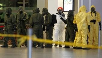 La policía de Malasia ordenó revisar el aeropuerto de Kuala Lumpur para detectar sustancias químicas tóxicas tras el asesinato de Kim Jong-nam.