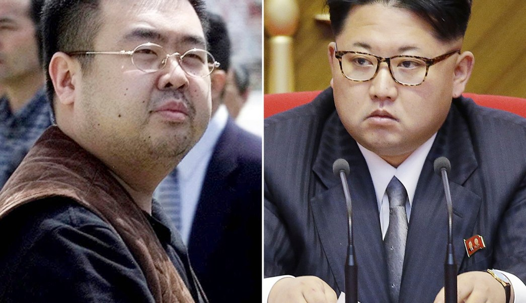 Confirma la muerte de Kim Jong-nam, hermano mayor del líder norcoreano, Kim Jong-un, ocurrida en Kuala Lumpur. (AP)