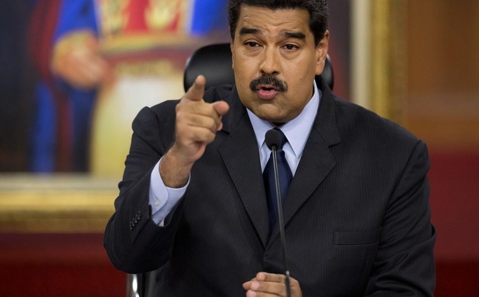 Maduro exige a EU que se retracte por acusación a vicepresidente Tareck El Aissami por la acusación del Departamento del Tesoro de supuesto narcotráfico