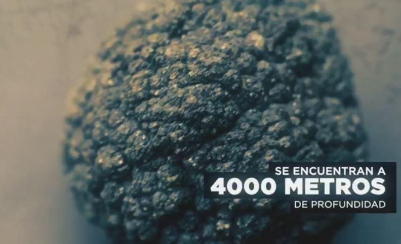 Nódulos de manganeso (Noticieros Televisa)