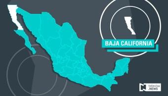 Detienen a mujer con droga adherida a su cuerpo en Tijuana