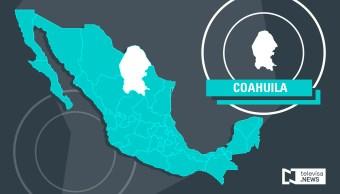 Derrumbe mina Coahuila buscan dos trabajadores