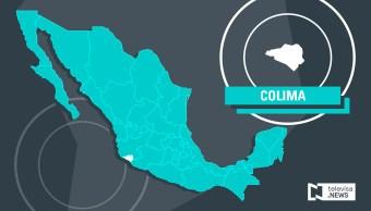 Mapa de Colima (Noticieros Televisa)