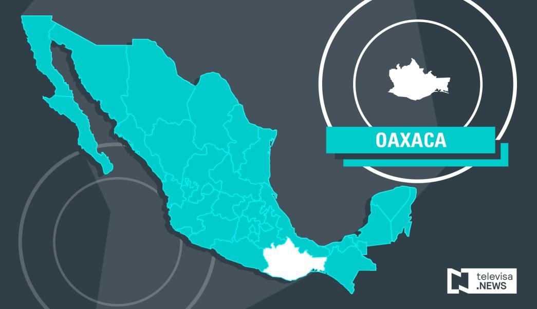 Sismo de 5.5 grados sacude Oaxaca esta madrugada