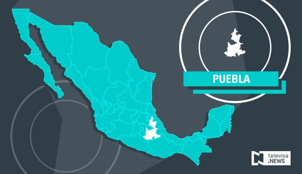 Habitantes de realizan bloqueo en carretera Puebla-Tehuacán