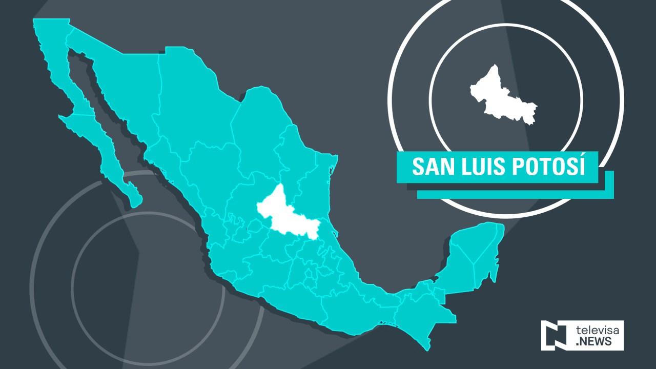 Ataque a fiesta privada deja tres muertos en San Luis Potosí