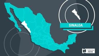 Pipa vuelca y se incendia en carretera de Sinaloa