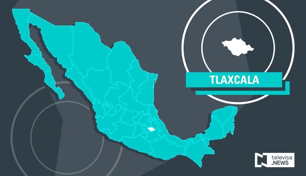 Accidente carretero deja 4 calcinados en Tlaxcala
