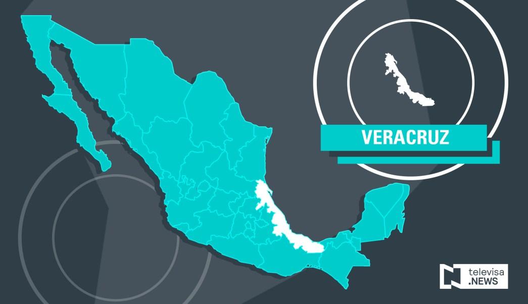 Mapa de Veracruz Noticieros Televisa
