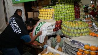 Para evitar abusos en los precios de la canasta básica, la Profeco mantendrá inspecciones. (Notimex, archivo)